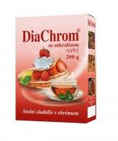 DiaChrom se sukralózou sypký nízkokalorické sladidlo 200 g