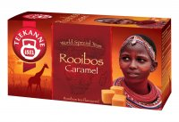 Teekanne Rooibos Caramel čaj porcovaný 20x1,75 g