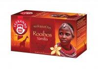Teekanne Rooibos Vanilla čaj porcovaný 20x1,75 g