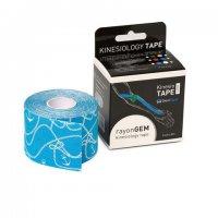 GM rayon kinesiology tape hedvábný 5cm x 5m kotvy
