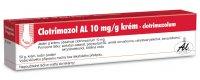 Clotrimazol AL 10 mg/g krém 50 g