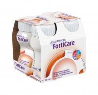 FortiCare Broskev a zázvor 4x125 ml