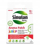 Walmark Sinulan Forte Aroma Patch Junior 5 ks