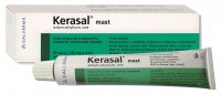 Kerasal 50 mg/g + 100 mg/g mast 50 g