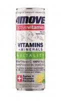 4MOVE Active Vitamin Minerals sycený nápoj 250 ml