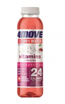 4MOVE Vitamin Water Minerals nesycený nápoj PET 556 ml