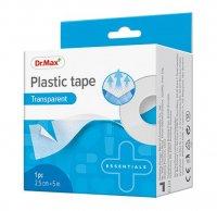 Dr.Max Plastic tape Transparent 2,5cm x 5m 1 ks