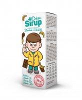 Doktor Sirup kalciový Banány v čokoládě 100 ml
