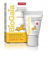 BioGaia Protectis s Vitamínem D tablet Pomerančová příchuť 10 ml