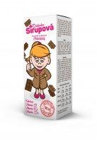 Doktorka Sirupová kalciová Čokoláda 100 ml