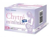Chytré miminko methylfolát 2 s DHA 30 tablet + 30 kapslí
