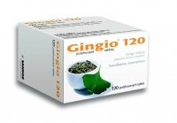 Gingio 120 mg 120 tablet