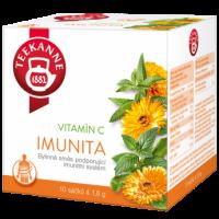 Teekanne Imunita s vitamínem C porcovaný čaj 10x1,8 g