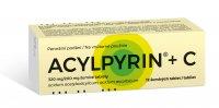Acylpyrin + C 12 šumivých tablet
