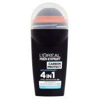 Loréal Paris Men Expert Carbon Protect 4v1 pánský antiperspirant roll-on 50 ml