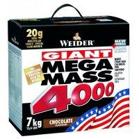 WEIDER Giant Mega Mass 4000 chocolate 7000 g