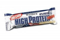 WEIDER Low Carb High Protein stracciatella tyčinka 50 g