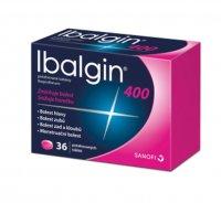 Ibalgin 400 mg 36 tablet