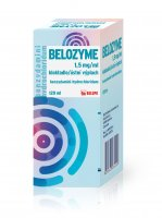 Belozyme 1,5 mg/ml ústní výplach 120 ml