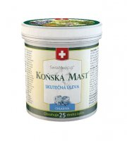 SwissMedicus Koňská mast chladivá 500 ml