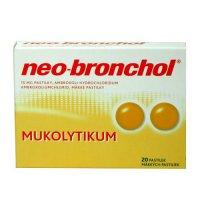 Neo-Bronchol 20 pastilek