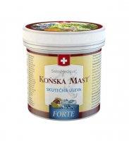 SwissMedicus Koňská mast chladivá FORTE 250 ml