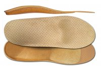 Svorto 054 Vložky pro podélné plochonoží pánské vel. 42 1 pár
