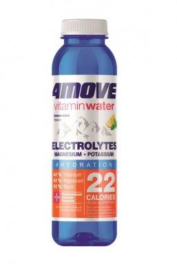 4MOVE Vitamin Water Electrolytes nesycený nápoj PET 556 ml