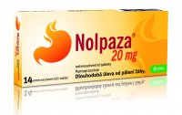 Nolpaza 20 mg 14 tablet