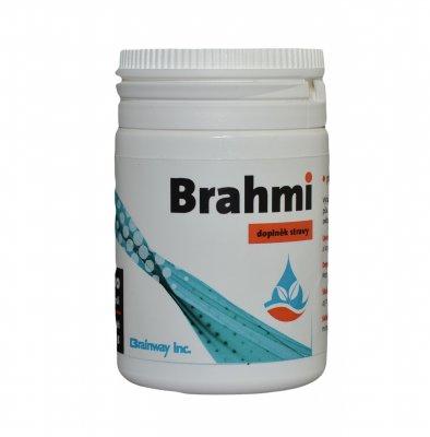 Brainway BRAHMI 100 kapslí