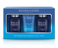 Baylis & Harding Mini sada péče o tělo Men's Citrus Lime & Mint 3 ks