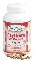 Dr. Popov Psyllium 120 kapslí