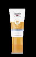 Eucerin SUN Sensitive Protect SPF50+ vysoce ochranný krém na obličej 50 ml