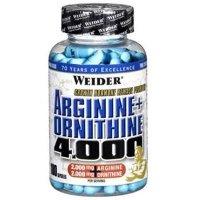 WEIDER Arginine + Ornithine 4.000 180 kapslí