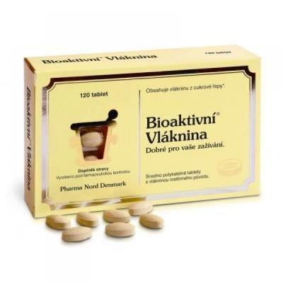 Bioaktivní Vláknina 120 tablet
