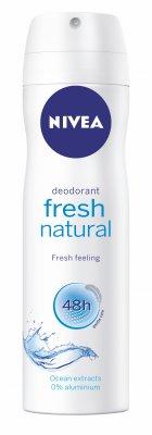 NIVEA Sprej Deo Fresh Natural 150ml