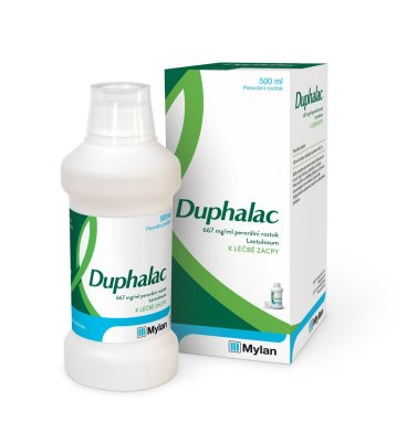 Duphalac 667 mg/ml roztok 500 ml