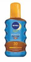 NIVEA SUN Olej na opalování Protect&Bronze OF30 200ml