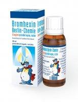 Bromhexin bc 12 Berlin-Chemie kapky 30 ml
