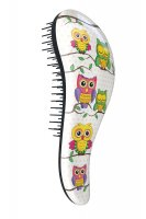 Dtangler OWL rozčesávací kartáč 1 ks