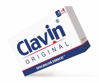 Clavin Original 8+4 tobolek