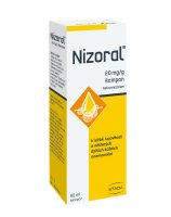 Nizoral 20mg/g šampon 60 ml