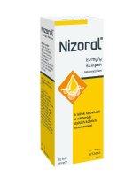 Nizoral 20mg/g šampon 60 ml