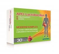Apotex APO-Lactobacillus 10+ 30 tobolek