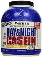 WEIDER Day&Night Casein red berry 1,8 kg