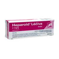 Heparoid Léčiva krém 30 g