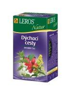 Leros Natur Dýchací cesty porcovaný čaj 20x1,5 g