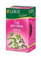 Leros Natur Čaj pro ženy porcovaný čaj 20x1,5 g