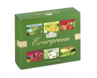 Ahmad Tea Evergreen porcovaný čaj 6 x 10 sáčků