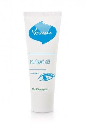 Aromatica Kosmín při únavě a námaze očí emulgel 25 ml